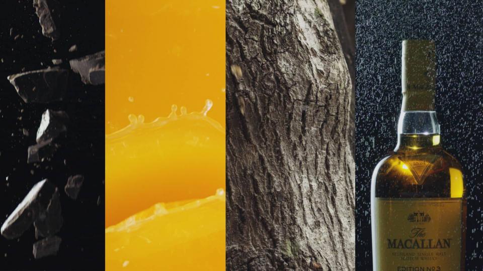 Macallan – Edition No.3 Ingredients Video