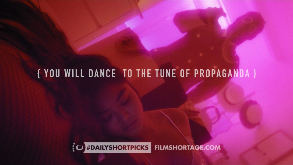 YOU WILL DANCE TO THE TUNE OF PROPAGANDA